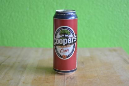 Cooper's Cider Flasche