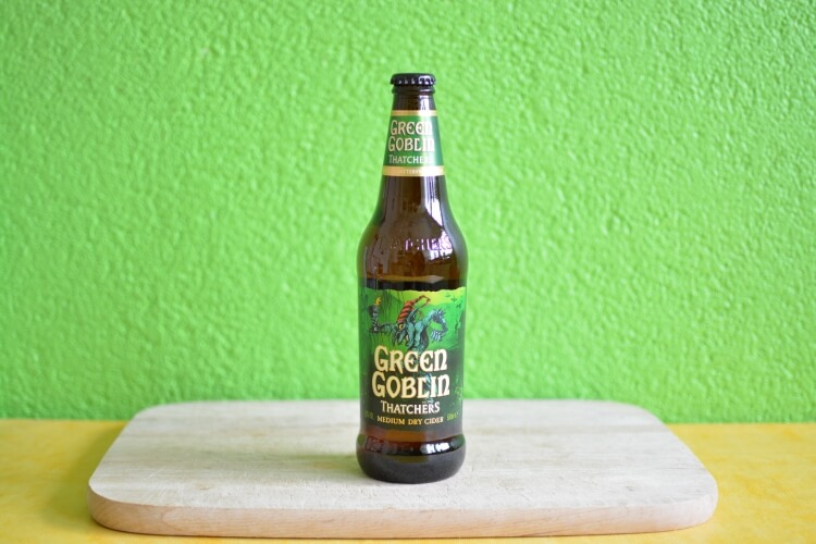 Thatchers Green Goblin Cider Review