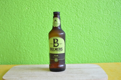 Bulmers Pear Cider - Flasche