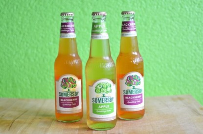 3 Flaschen Somersby-Cider