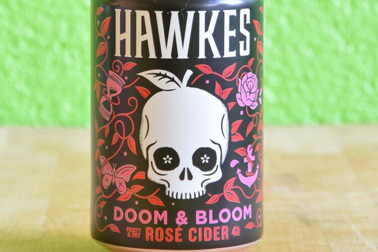Hawkes Doom and Bloom Cider vorne