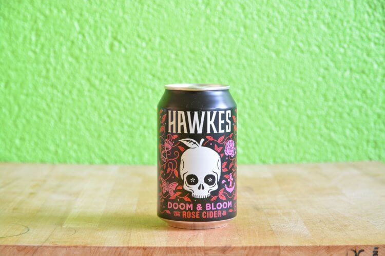 Hawkes Cider Doom & Bloom