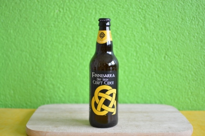 Finnbarra Cider Flasche