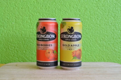 Strongbow 2 Dosen Cider