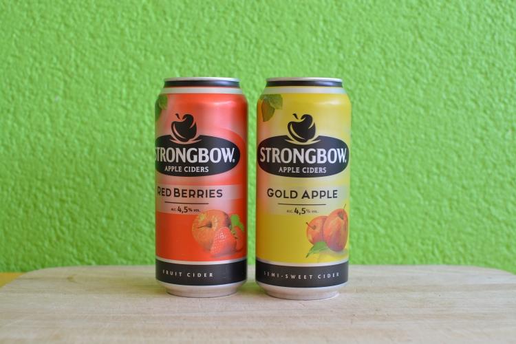 2 Dosen Strongbow-Cider